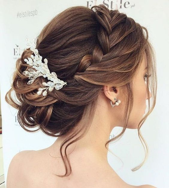 30+ Gorgeous Wedding Hairstyles for Long Hair