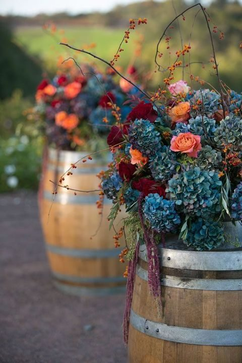 Rustic-Backyard-Wedding-Ideas