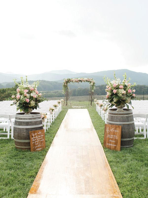 Farm Wedding Details Inspire You to Build Your Own