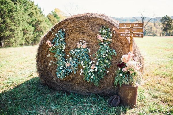 40+ Farm Wedding Details Inspire You to Build Your Own