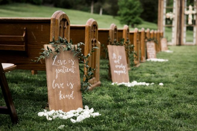 39 Most Popular Aisle Decorations For Your Wedding