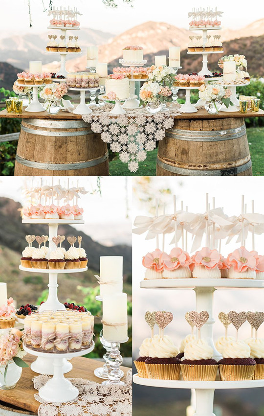 Wedding Dessert Bar Ideas You Will Like