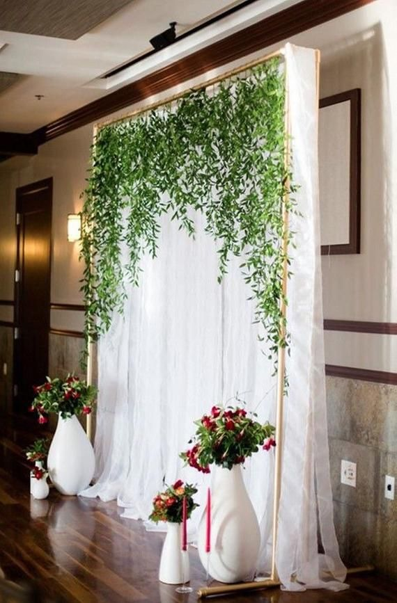 Wedding Photo Booth Backdrops To Get Inspired
