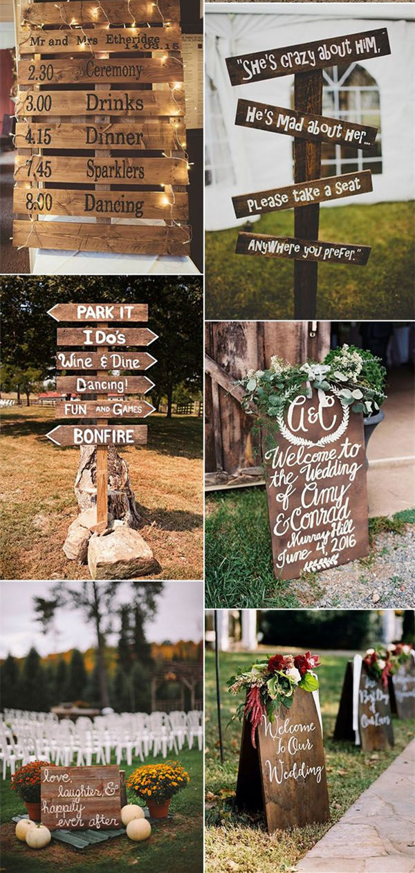 rustic wedding decorations Into Your Wedding