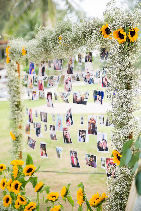 sunflower wedding ideas On Your Big Day