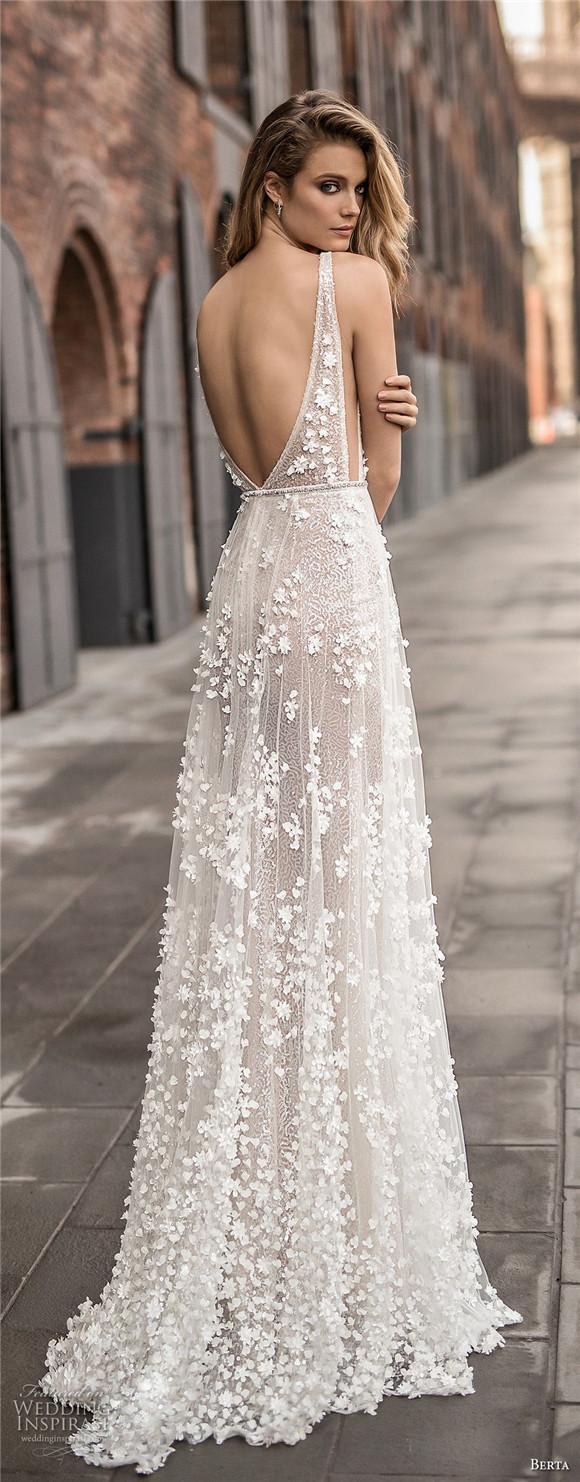 55 Unique Wedding Dresses For Fashion Forward Brides Trendy Wedding Ideas Blog