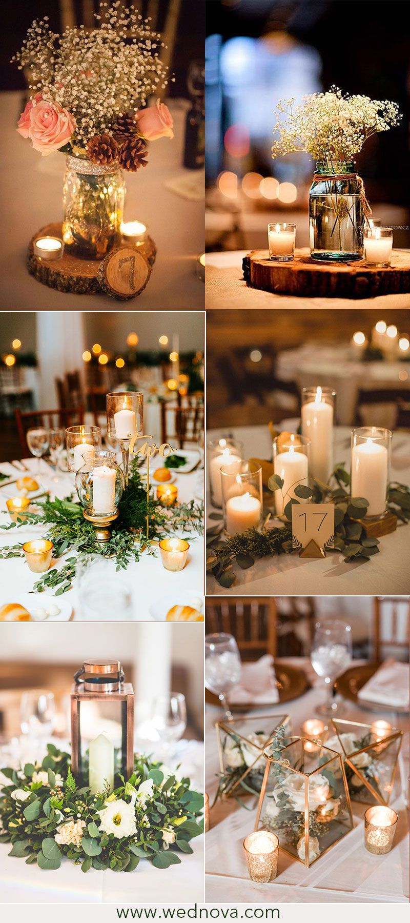 36 Vintage Wedding Centerpieces and Decor To Excite You – Trendy Wedding  Ideas Blog