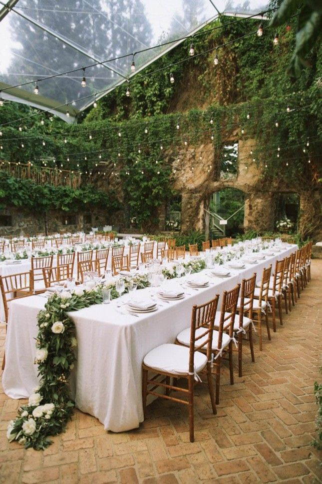 41 Beautiful Garden Wedding Ideas Trendy Wedding Ideas Blog