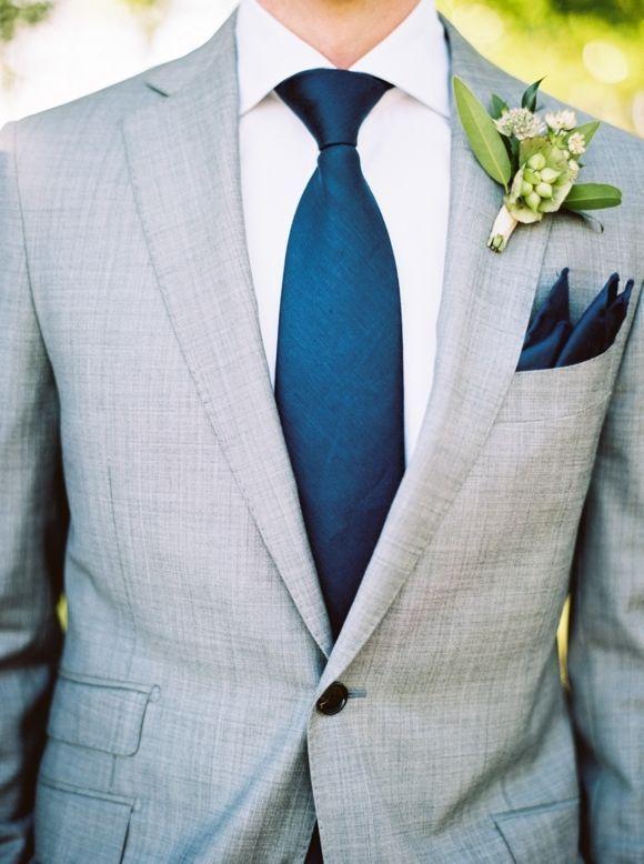 Navy Blue Wedding Theme Ideas