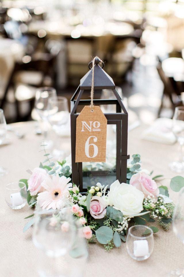 Wedding Lantern Centerpiece Ideas